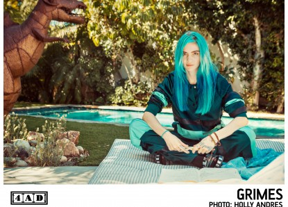 "Grimes: Video zu ""Kill V. Maim"""