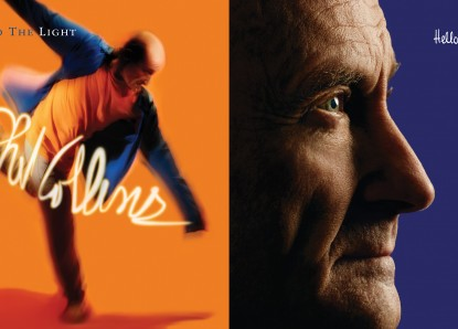 Phil Collins – Hello I Must Be Going / Dance Into The Light