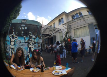 B-Seite – Hip-Hop-Tag im Kult 41, Bonn