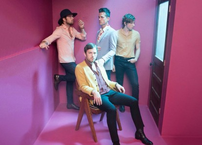 Auf Tour: Kings of Leon