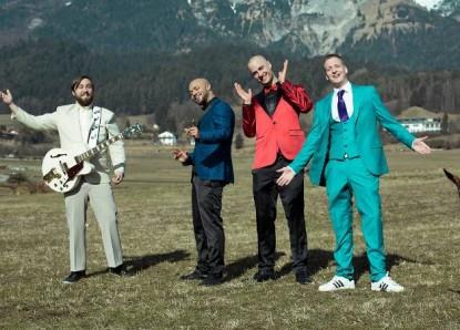"""Die Schwarzwälder Kirschtorten – Neues Video zum Song """"Glück Gehabt"""""""