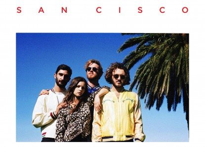 "San Cisco: Neues Video zum Song ""Hey, Did I Do You Wrong?"""