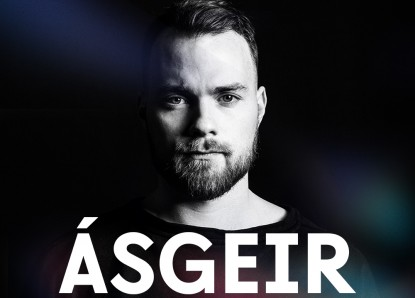 Auf Tour: Ásgeir