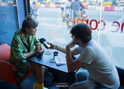 Interview: Noga Erez