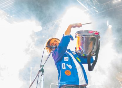 Arcade Fire – 16.06.2017 – Köln, Tanzbrunnen