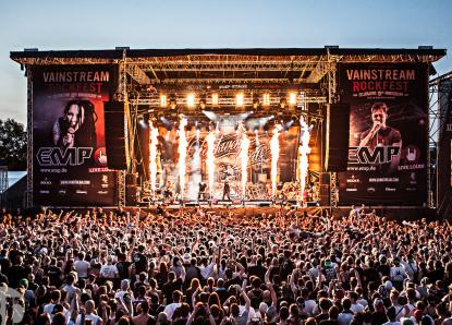 Festival Voraus: Vainstream Rockfest