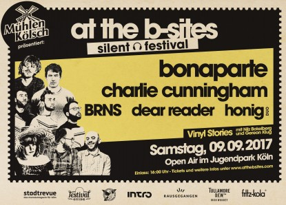 Festival Voraus: At The B-Sites (inkl. Verlosung) (BEENDET)