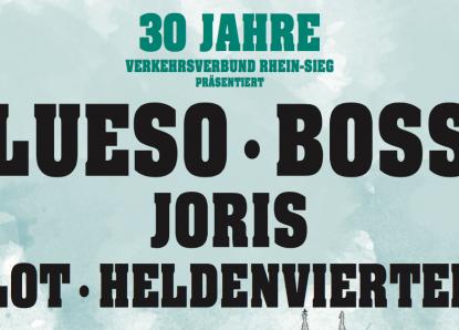 Festival voraus: 30 Jahre VRS