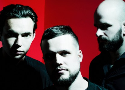 White Lies – 05.10.2017 – Saarbrücken, Garage