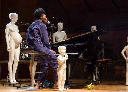 Benjamin Clementine – 19.11.2017 – München, Philharmonie im Gasteig