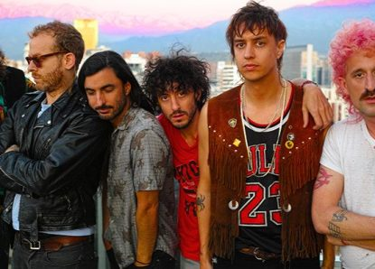 "Julian Casablancas + The Voidz kündigen neues Album ""Virtue"" an."