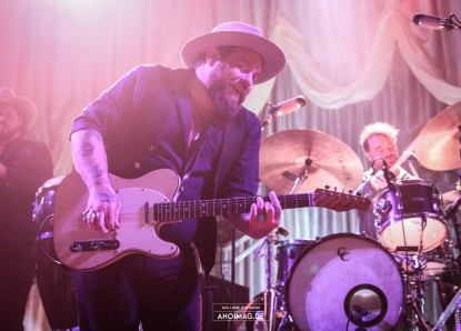 Nathaniel Rateliff & The Night Sweats – 21.03.2018 -Muffathalle, München