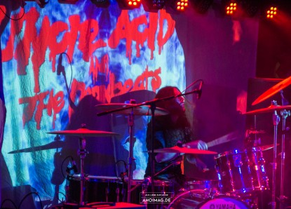 Uncle Acid & The Deadbeats – 08.12.2018 – Köln, Luxor