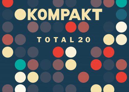 Albumankündigung: Kompakt – Total 20