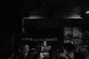 Sophie and the Giants - Köln, 2019